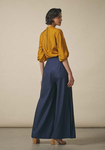 Bodice, Side Binded Trousers