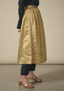 Rashmi Varma, Gold Circle Skirt