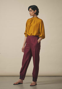 Bodice, Bottom Binded Trousers