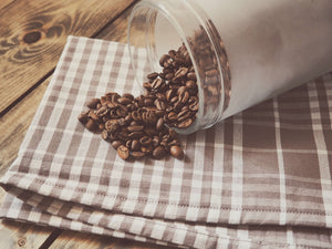 So how should you store your coffee beans?