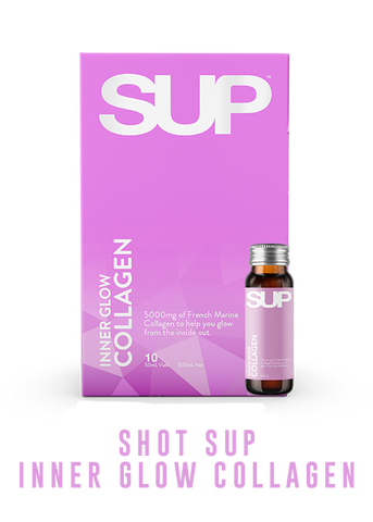 SHOT SUP INNER GLOW COLLAGEN SKINCARE HEALTHY SKIN