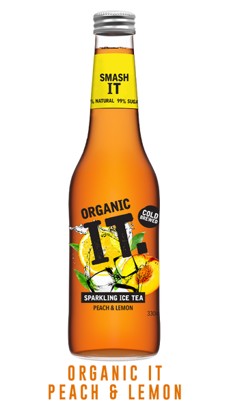 Organic Ice Tea healthy no sugar ice tea