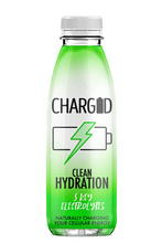 Load image into Gallery viewer, Charged Clean Hydration Lemon Lime (12 pack)