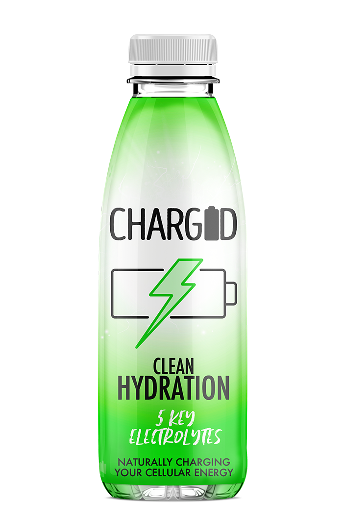 Charged Clean Hydration Lemon Lime (12 pack)