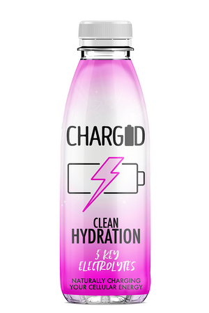 Charged Drinks Berry Healthy recovery drink hydration
