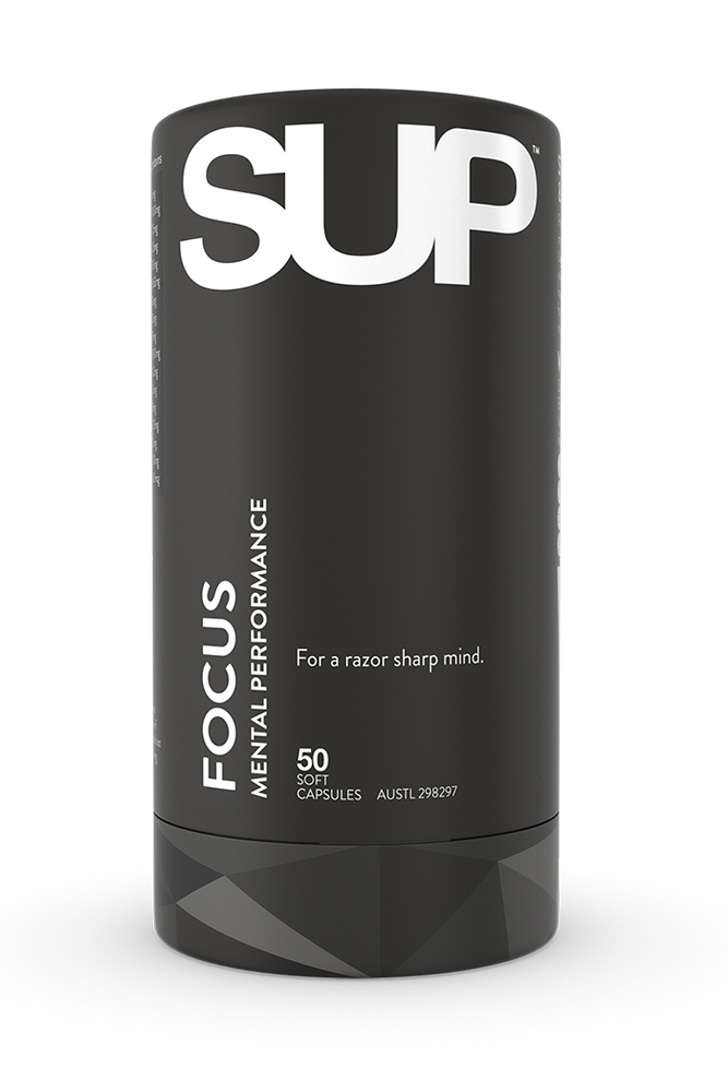 SUP Focus Mental Performance support mental clarity and memory