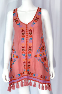 Dress/Romper – Size Small/Medium – Brunch, Summer, Music festival, Beach, Spring, Valentine's Day, Rush