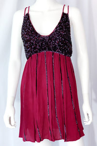 Dress/Romper – Size Small/Medium – Semi, Formal, Rush, Holiday, Valentine's Day, Fall, Summer