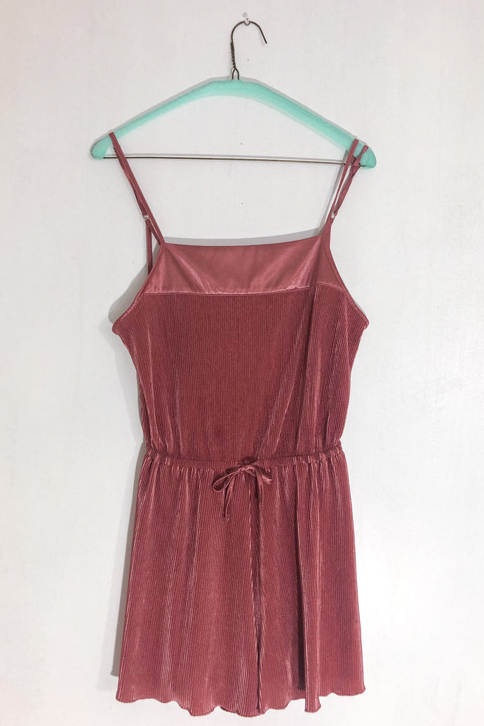 Dress/Romper – Size Small/Medium – Semi, Formal, Rush, Valentine's Day, Fall, Summer
