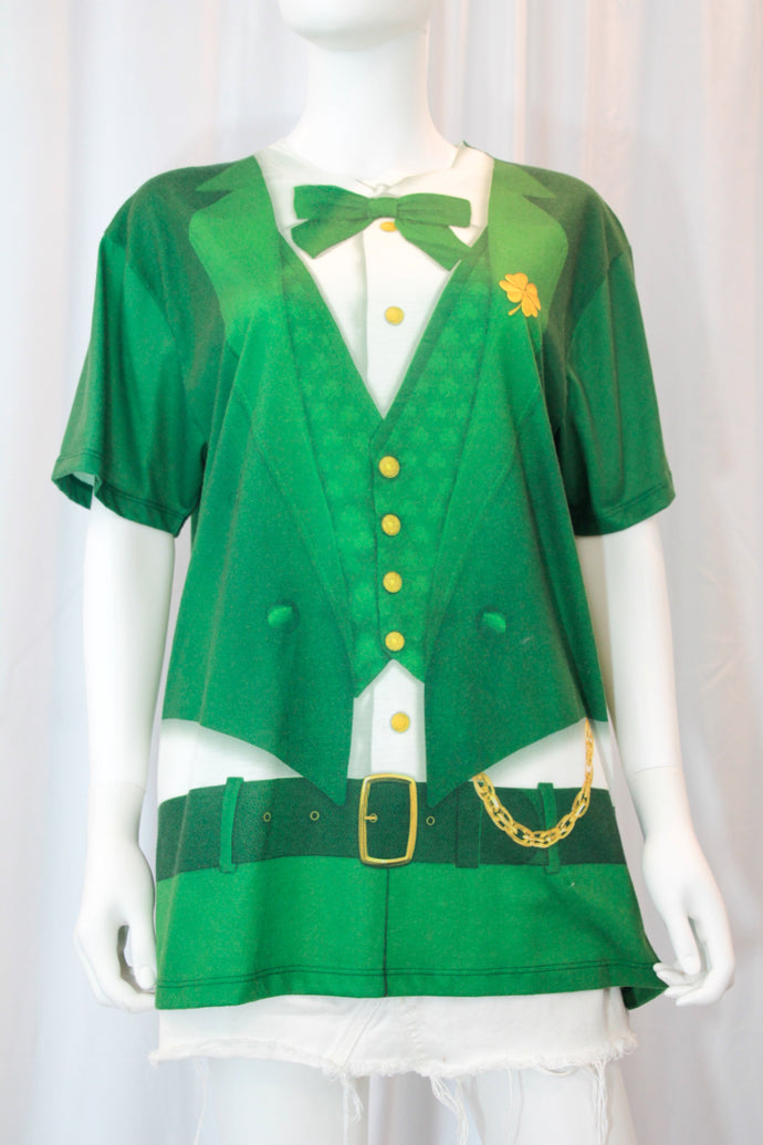 Top – Size Medium/Large – Theme party, St. Patrick's Day, Halloween