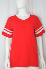 Load image into Gallery viewer, Top – Size Medium/Large – Jersey, Decades, Theme party, 4th of July, 70s, 80s, Holiday, Halloween