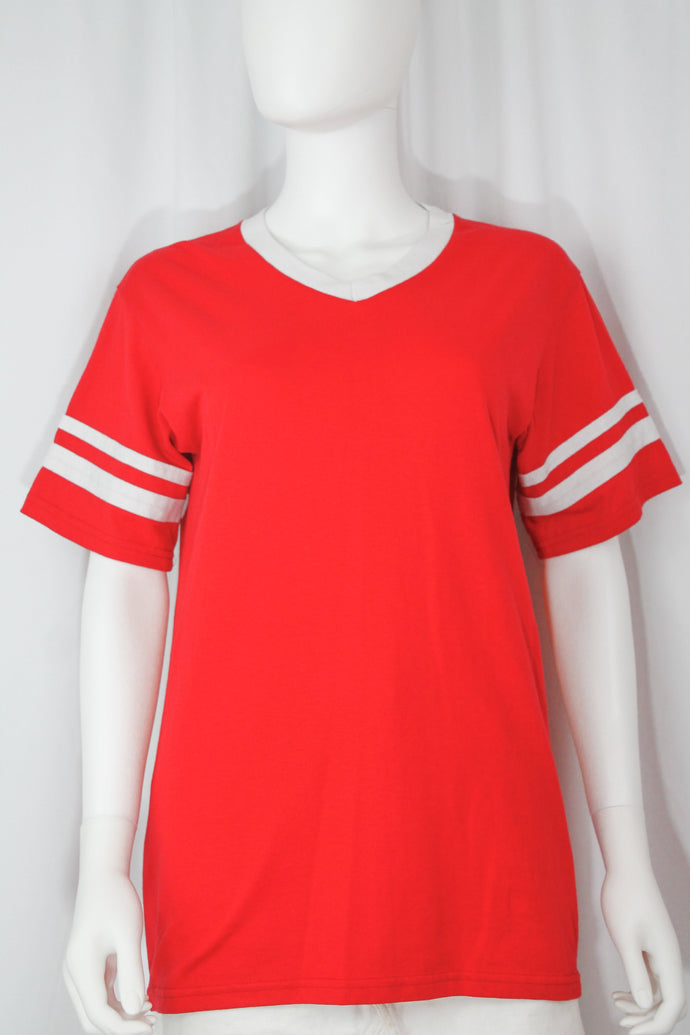 Top – Size Medium/Large – Jersey, Decades, Theme party, 4th of July, 70s, 80s, Holiday, Halloween