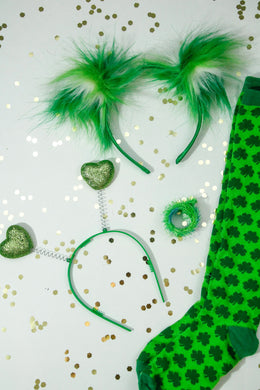 Accessory  – Size One Size – St. Patrick's Day, Rave, Mardi Gras, Theme Party