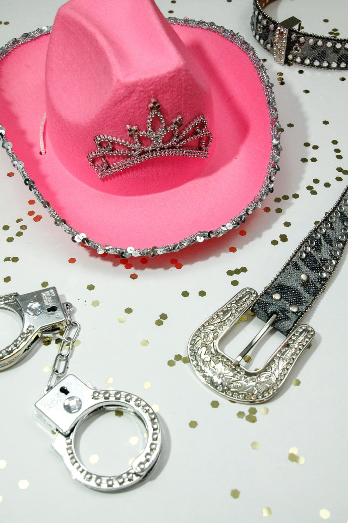 Accessory  – Size One Size – Rodeo, Valentine's Day, Halloween, Theme Party