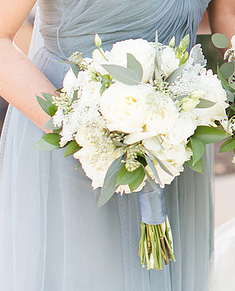 A La Carte Bridesmaid Bouquet Mixed Flowers