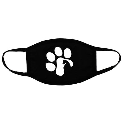 Cat Paw Print Reusable Face Mask