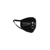 Cool Cat Whiskers Reusable Face Mask
