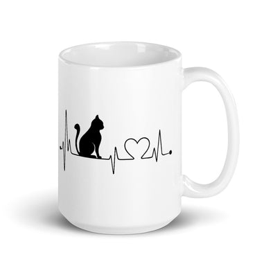 Cat Lifeline - 11oz & 15oz Mug
