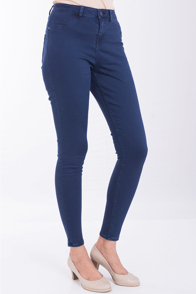 MID KNIGHT BLUE JEANS SLIM