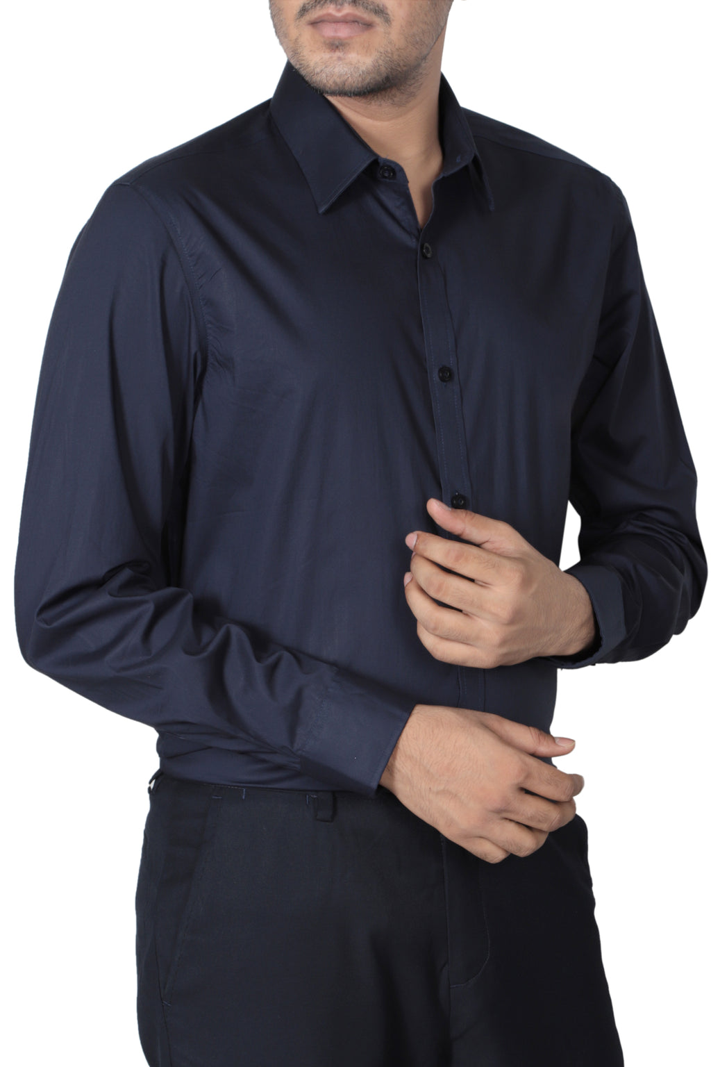 DEEP NAVY - SLIM FIT