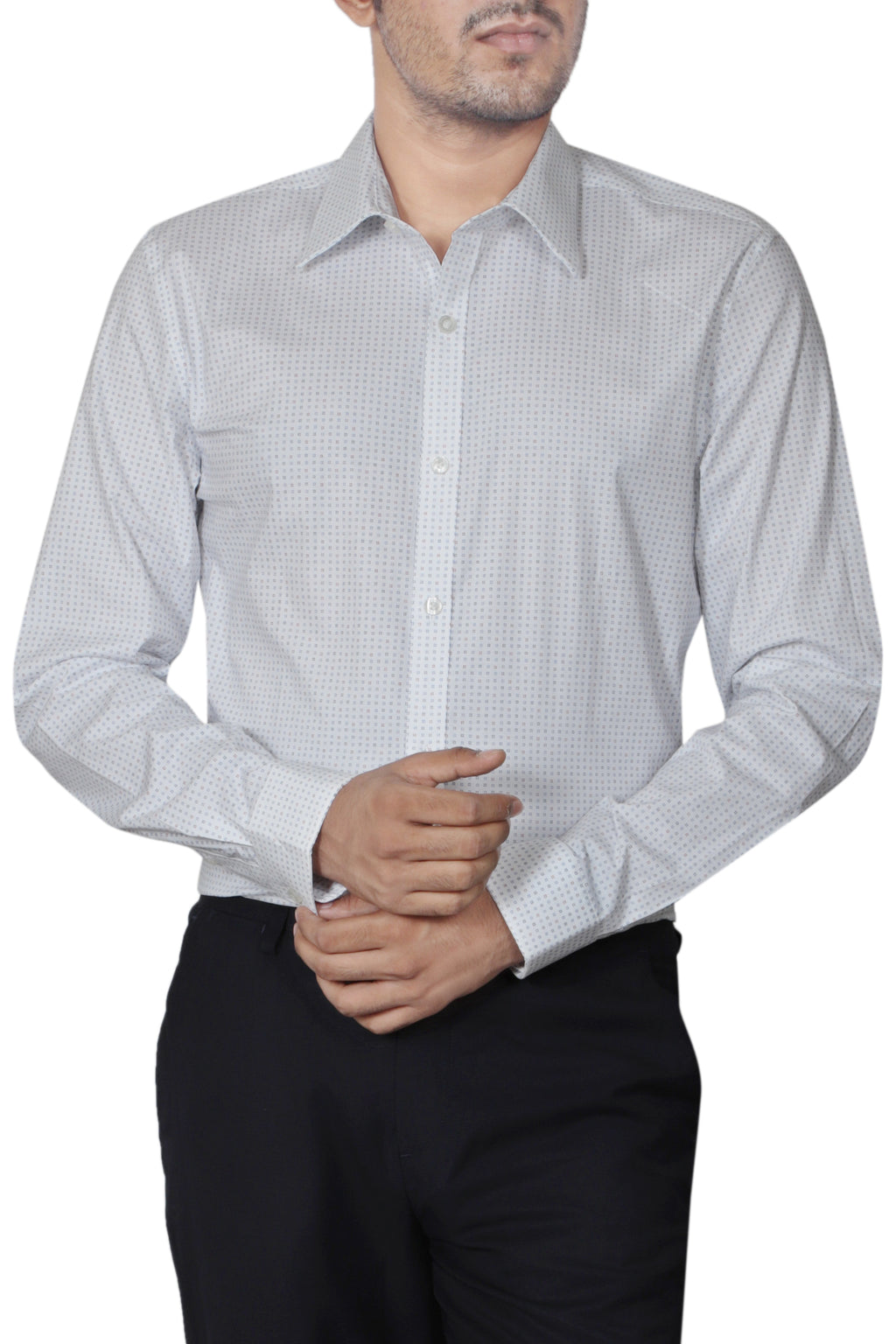 WHITE DOT - SLIM FIT