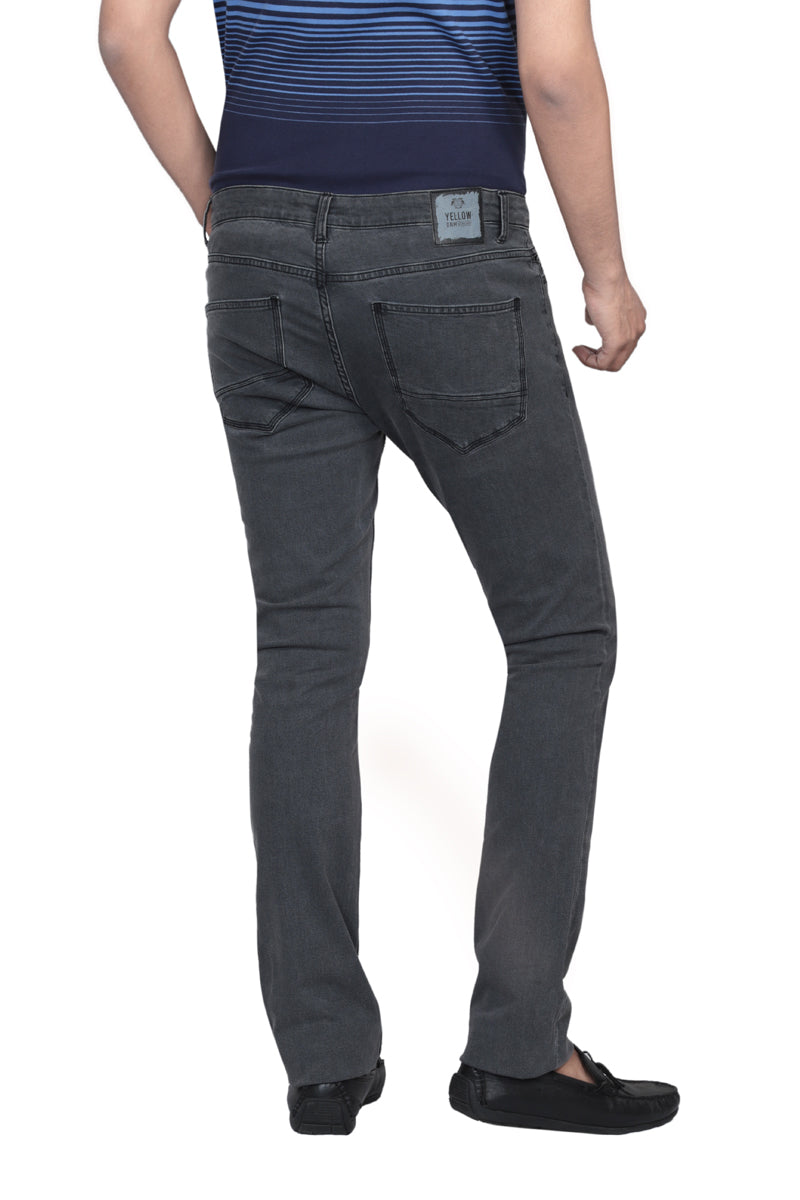 Skinny Fit Jeans CH BLACK