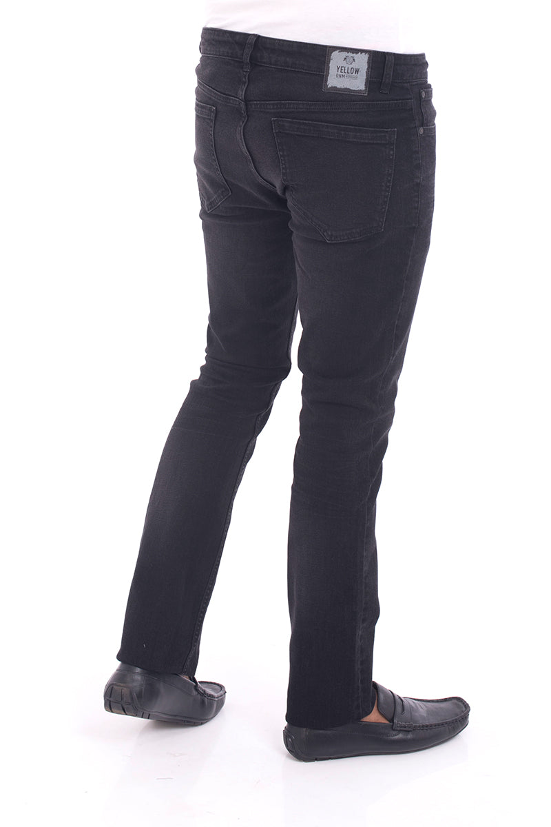Slim Fit Jeans BLACK