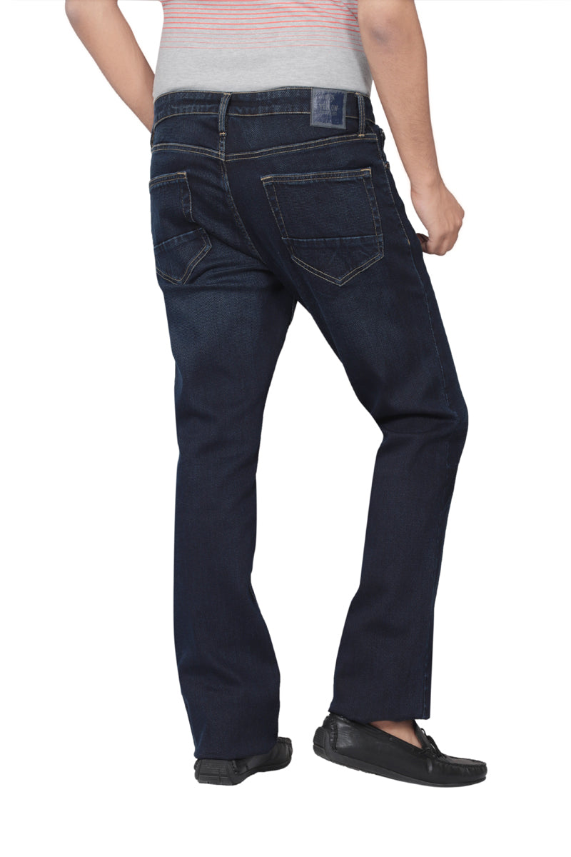 Straight Fit Jeans INDIGO