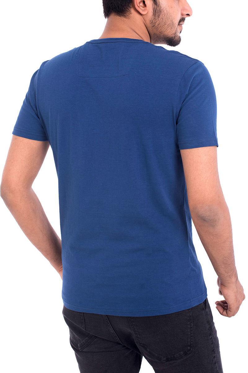TEE-ROYAL BLUE
