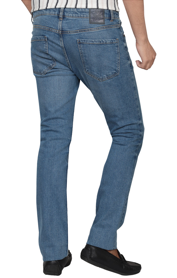 Tapered Fit Jeans LT INDIGO