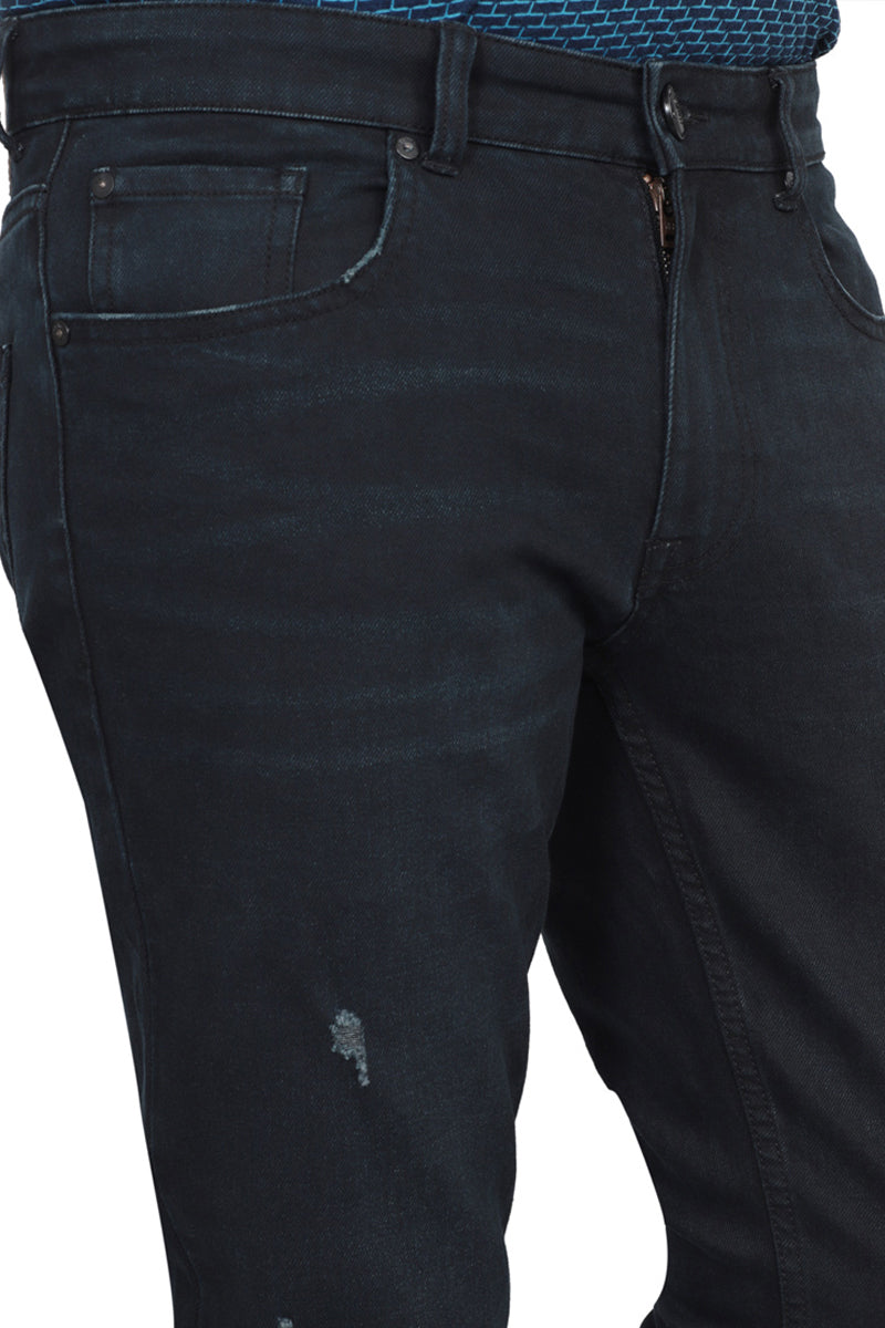 Slim Fit Jeans INDIGO RUGGED