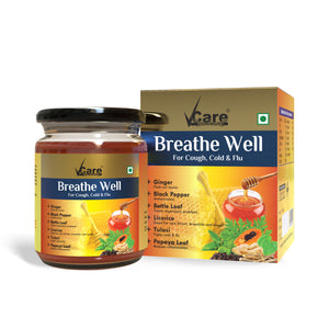 VCare Breathe Well, 220 g