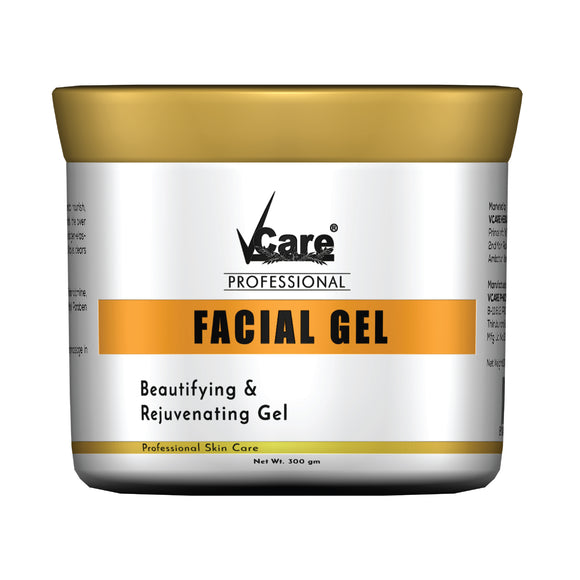 VCare Facial Gel, 300 gm