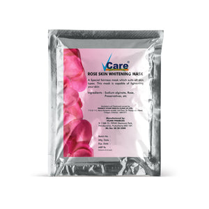 VCare Rose Skin Whitening Mask, 50 gm