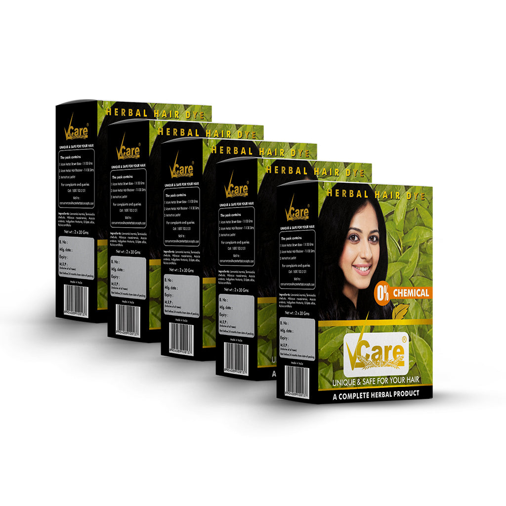 Best Herbal Hair Dye For Grey Hair Shop Online Vcareproducts Com Vcare Products