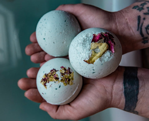 50mg CBD Bathbombs