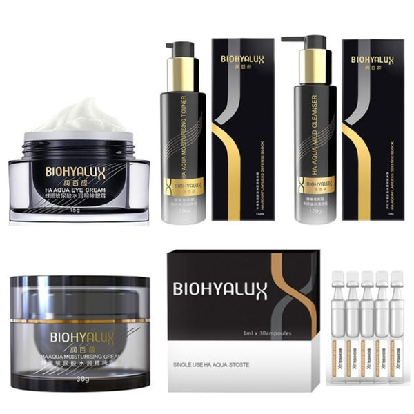 BIOHYALUX HA Aqua Skin Care Value Set