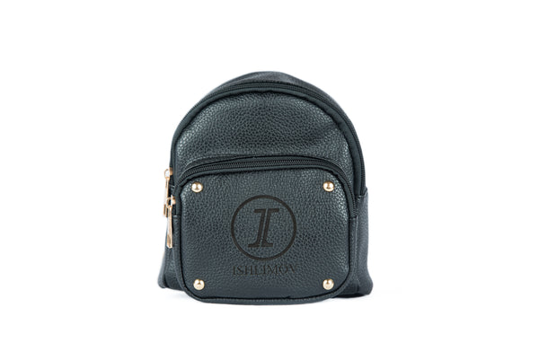 Ishlimov Mini Logo Backpack