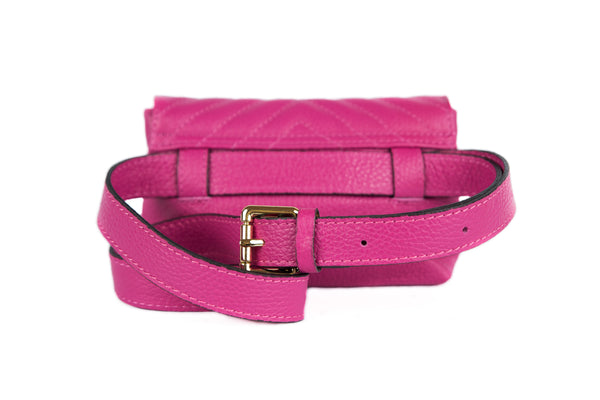 Leather beltbag