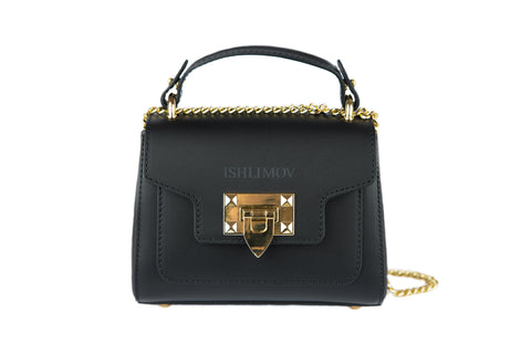 MINI LEATHER HANDBAG