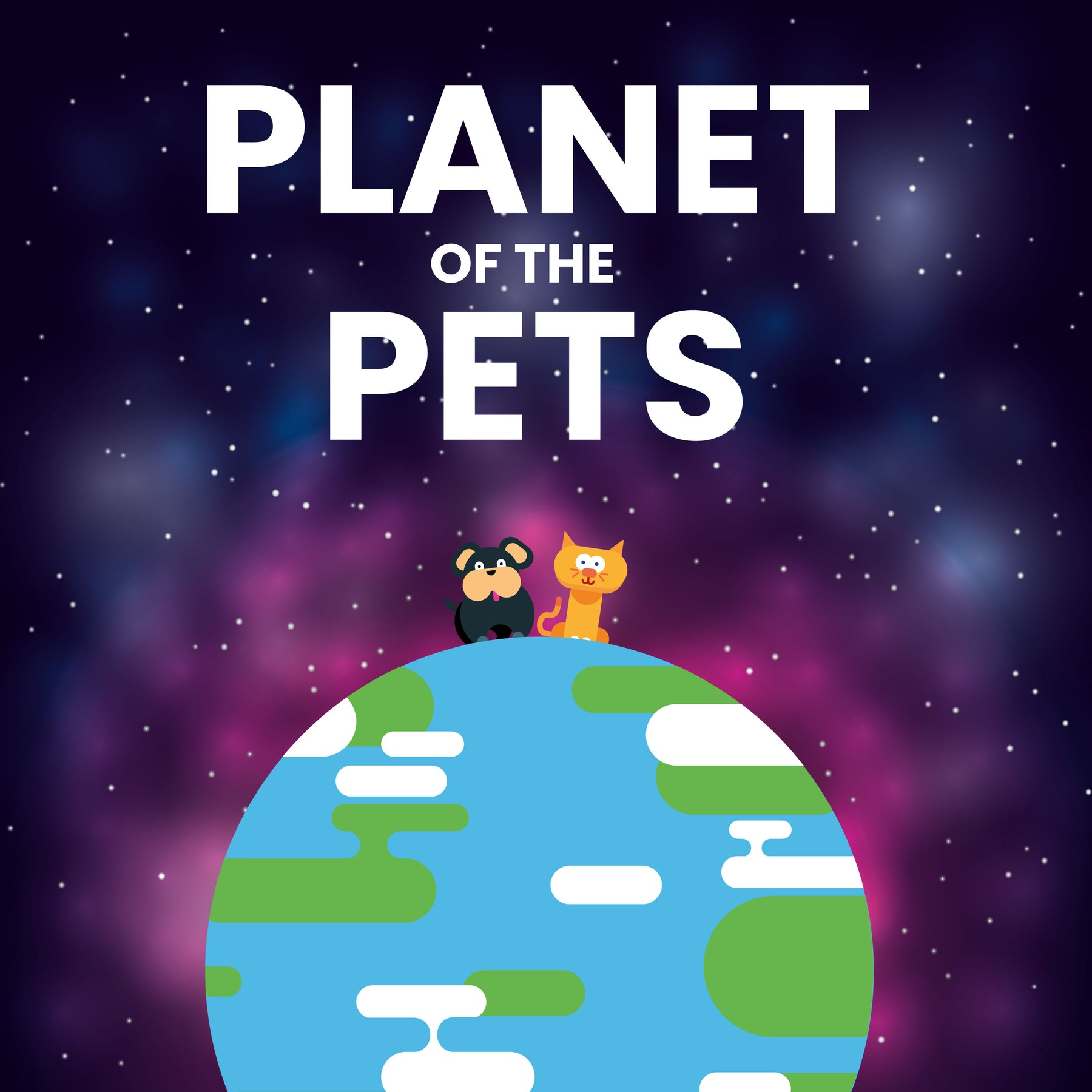 Episode 1: Planet of the Pets Podcast with Matthew Lamarand