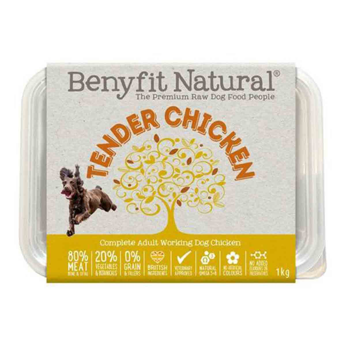 Dog, Raw Complete Meals