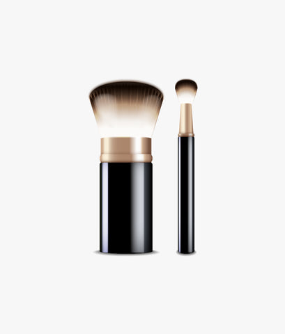 Blush Brush Cosmetic