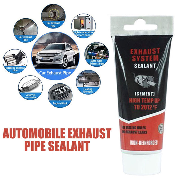 Exhaust Pipe Repair Sealant