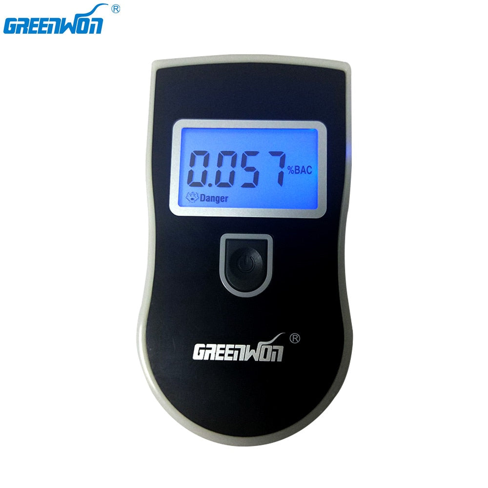 Digital Personal Breathalyzer