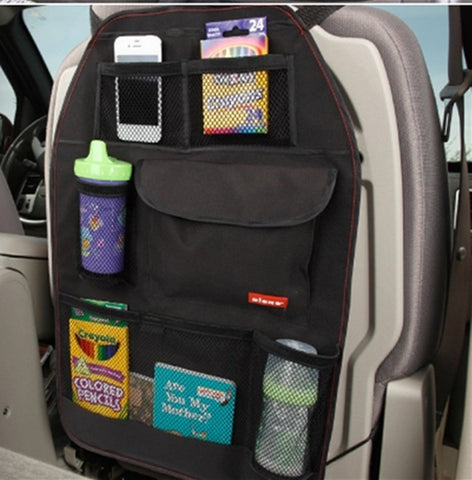 Back Seat Multi Pocket Organizer