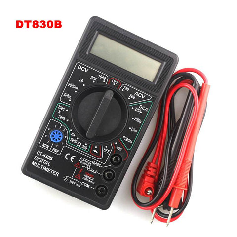Mini LCD Multimeter