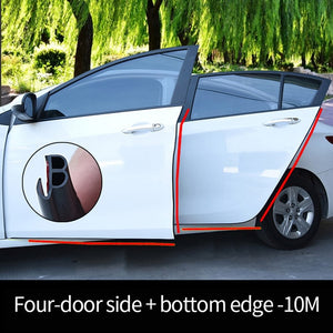 Car Door Edge Scratch Protector Strips
