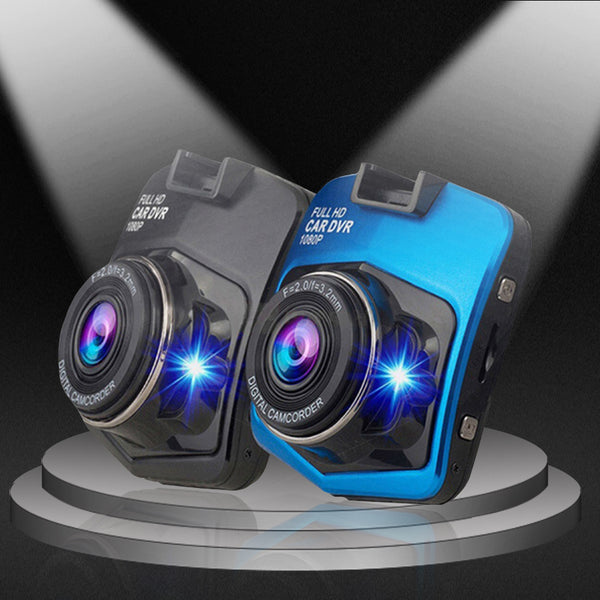 1080p LCD Dashcam with Night Vision