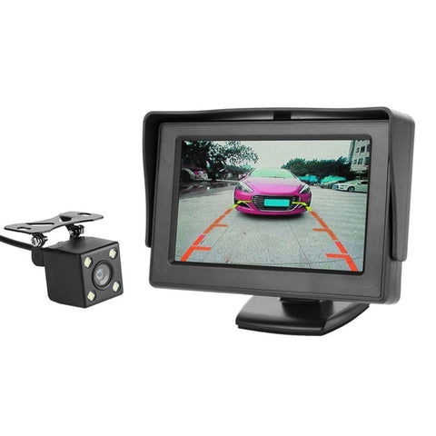 Rear View Backup Camera With Night Vision